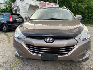 Used 2011 Hyundai Tucson GLS/Safety Certification included Asking Price /Clean Carfax for sale in Toronto, ON