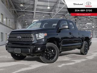 New 2020 Toyota Tundra 4x4 Double Cab TRD PRO PKG for sale in Winnipeg, MB