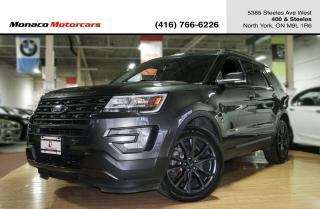 Used 2017 Ford Explorer XLT 4WD - DVD|SUNROOF|NAVI|BACKUPCAM for sale in North York, ON