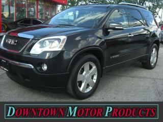 Used 2008 GMC Acadia SLT AWD for sale in London, ON