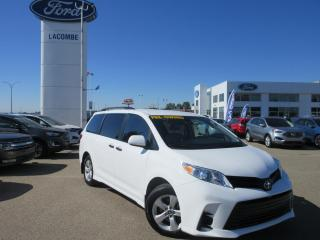 Used 2019 Toyota Sienna for sale in Drayton Valley, AB