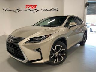 Used 2016 Lexus RX 350 350 I LUXURY PKG. I COMING SOON I NAVI I SUNROOF for sale in Vaughan, ON