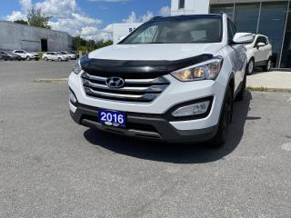 Used 2016 Hyundai Santa Fe Sport AWD 4dr 2.4L Luxury for sale in Kingston, ON