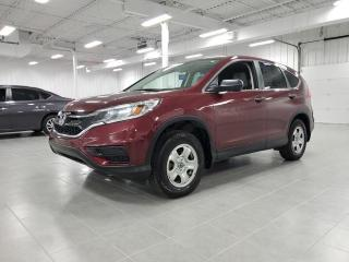 Used 2016 Honda CR-V LX AWD for sale in Saint-Eustache, QC