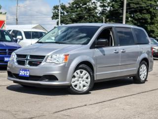 Used 2013 Dodge Grand Caravan SE/SXT for sale in Simcoe, ON