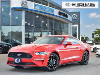 Used 2018 Ford Mustang Eco Boost |NO ACCIDENTS|FINANCING AVAILABLE for sale in Mississauga, ON