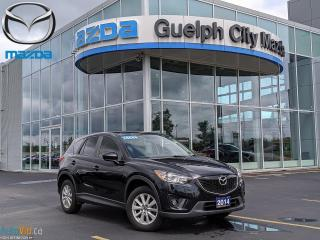 Used 2014 Mazda CX-5 GS FWD at for sale in Guelph, ON