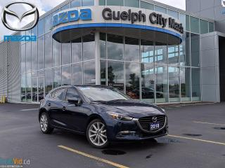 Used 2018 Mazda MAZDA3 Sport GT at for sale in Guelph, ON