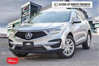 Used 2019 Acura RDX Tech at No Accident| Remote Start| Apple Carplay for sale in Thornhill, ON