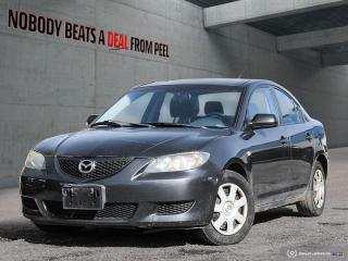 Used 2006 Mazda MAZDA3 4dr Sdn GS Auto for sale in Mississauga, ON