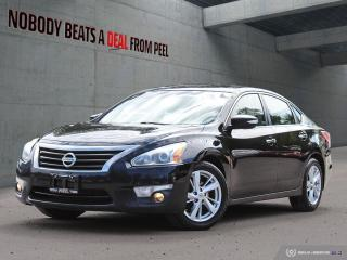 Used 2013 Nissan Altima 4dr Sdn I4 CVT 2.5 SL for sale in Mississauga, ON