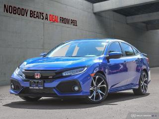 Used 2017 Honda Civic Sedan 4dr Man Si for sale in Mississauga, ON