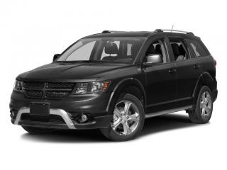 Used 2017 Dodge Journey AWD 4DR CROSSROAD for sale in Mississauga, ON