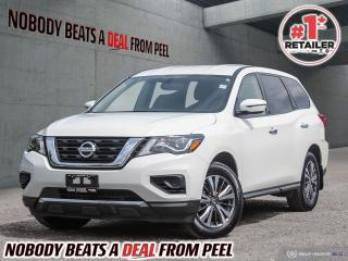 Used 2019 Nissan Pathfinder S for sale in Mississauga, ON