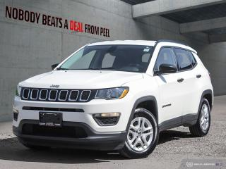 Used 2018 Jeep Compass SPORT FWD for sale in Mississauga, ON