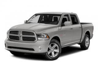 Used 2015 RAM 1500 4WD Crew Cab 149  Longhorn for sale in Mississauga, ON