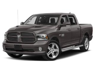 Used 2018 RAM 1500 Night 4x4 Crew Cab 57  Box -Ltd Avail- for sale in Mississauga, ON