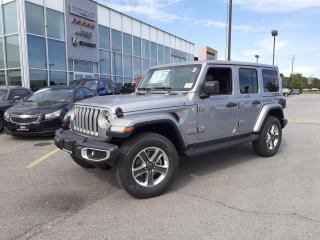 New 2020 Jeep Wrangler NAVI LEATHER BODY COLOR TOP SAFETY GROUP for sale in Pickering, ON