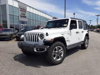 New 2020 Jeep Wrangler NAVI COLD WEATHER GROUP LED LIGHTS for sale in Pickering, ON