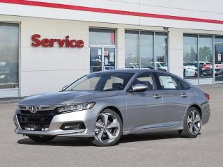 New 2020 Honda Accord Touring for sale in Brandon, MB