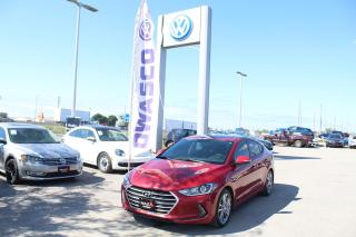 Used 2017 Hyundai Elantra 2.0L GLS for sale in Whitby, ON