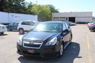 Used 2013 Subaru Legacy 2.5i w-Touring Pkg for sale in Whitby, ON