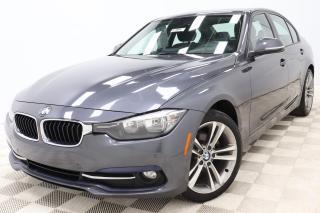 Used 2016 BMW 3 Series xDrive SPORT-LINE_Premium *Toit-Ouvrant-Sunrooof for sale in Saint-Hubert, QC