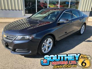 Used 2014 Chevrolet Impala 2LT - NO TAX for sale in Southey, SK