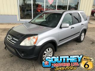 Used 2005 Honda CR-V EX - Great Condition for sale in Southey, SK