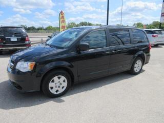 Used 2011 Dodge Grand Caravan Low km/Local - stow n go for sale in Winnipeg, MB