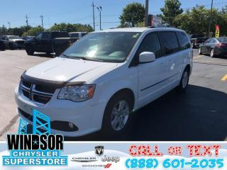 Used 2016 Dodge Grand Caravan Crew for sale in Windsor, ON