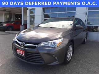 Used 2015 Toyota Camry 4dr Sdn I4 Auto LE for sale in North Bay, ON