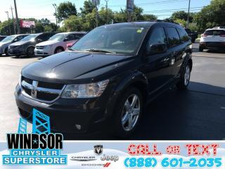 Used 2010 Dodge Journey SXT for sale in Windsor, ON