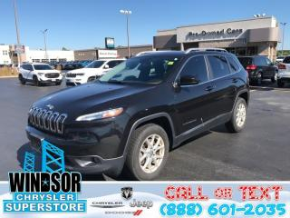 Used 2015 Jeep Cherokee North for sale in Windsor, ON