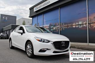 Used 2018 Mazda MAZDA3 GS - In excellent condition! a car to be proud of! for sale in Vancouver, BC
