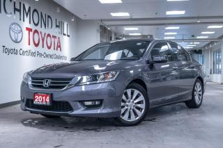Used 2014 Honda Accord Sedan 4dr I4 CVT EX-L for sale in Richmond Hill, ON