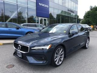 Used 2019 Volvo S60 T6 Momentum AWD - locally Owned / No Accidents for sale in Surrey, BC