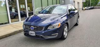 Used 2015 Volvo S60 T5 Premier Plus for sale in Surrey, BC