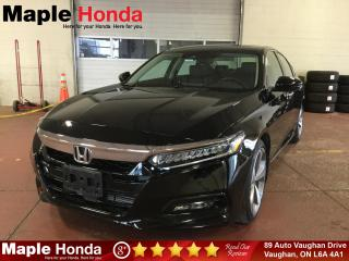Used 2018 Honda Accord Touring  Loaded  Leather  Navi  for sale in Vaughan, ON