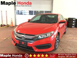 Used 2016 Honda Civic LX| Remote Starter| Backup Cam| Bluetooth| for sale in Vaughan, ON