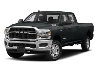 New 2020 RAM 3500 Big Horn 4x4 Crew Cab 6'4  Box for sale in Waterloo, ON