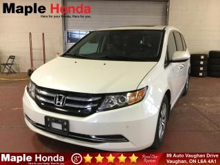 Used 2016 Honda Odyssey EX-L| Leather| Sunroof| DVD| Backup Cam| for sale in Vaughan, ON