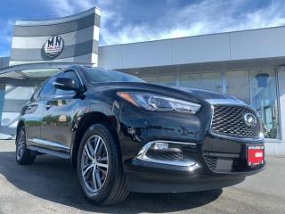 Used 2019 Infiniti QX60 PURE AWD NAVI SUNROOF CAMERA 7-PASSANGER for sale in Langley, BC