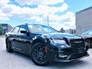 Used 2019 Chrysler 300 S|AWD|PANORAMIC|HEATED SEATS|NAVIGATION|REAR VIEW! for sale in Brampton, ON