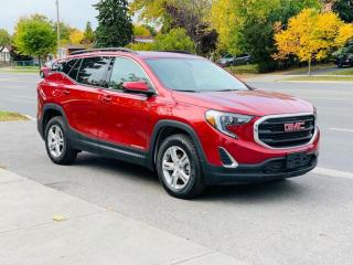 Used 2018 GMC Terrain AWD 4dr SLE Diesel for sale in Toronto, ON