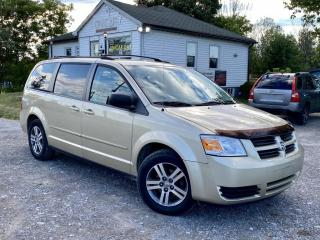 Used 2010 Dodge Grand Caravan LOW KMS 1-Owner No-Accidents StowNGo Backup Cam DVD for sale in Sutton, ON