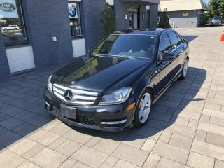 Used 2012 Mercedes-Benz C-Class 4dr Sdn 3.0L 4MATIC *As Is* for sale in Nobleton, ON
