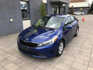 Used 2017 Kia Forte 4dr Sdn *As Is* for sale in Nobleton, ON