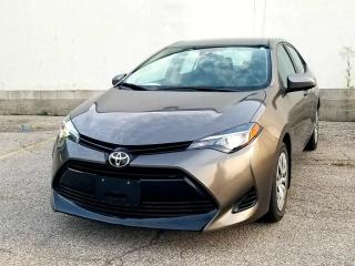 Used 2017 Toyota Corolla NO ACCIDENTS | LANE DEPARTURES | FINANCING AVAILABLE for sale in Concord, ON