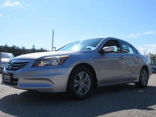 Used 2011 Honda Accord Sedan SE / ONE OWNER / ACCIDENT FREE for sale in Newmarket, ON